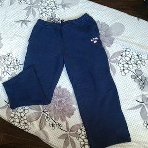 Pre loved ♥️ Vintage destroy look blue XL pants